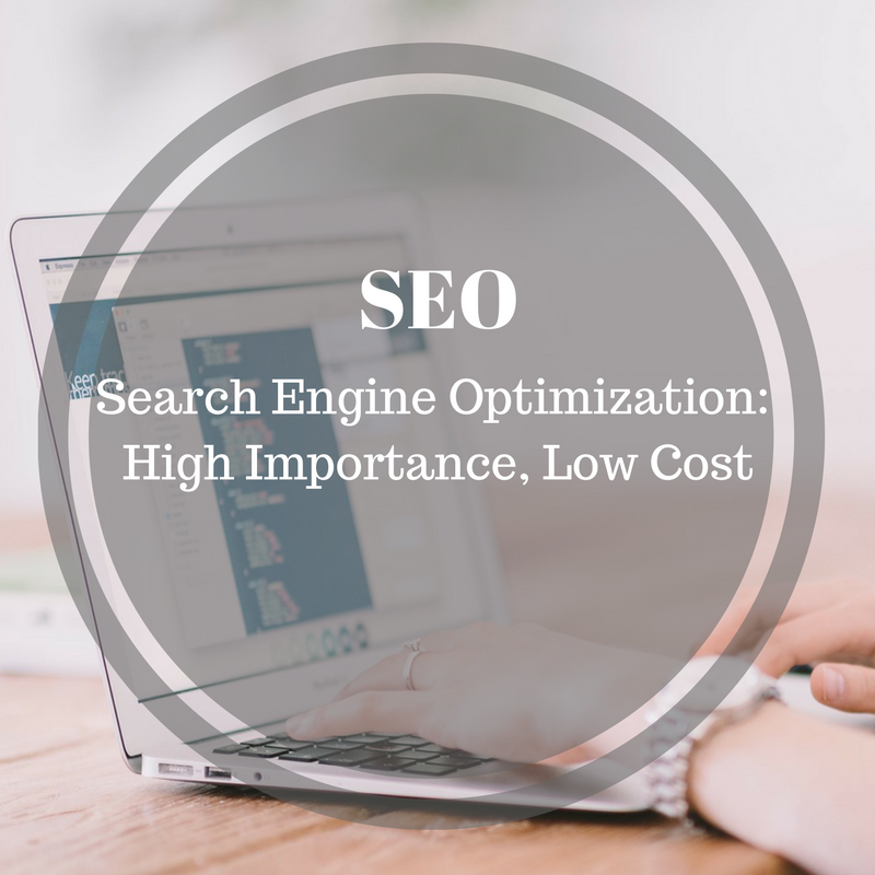 Search Engine Optimization: High Importance, Low Cost | Media Venue