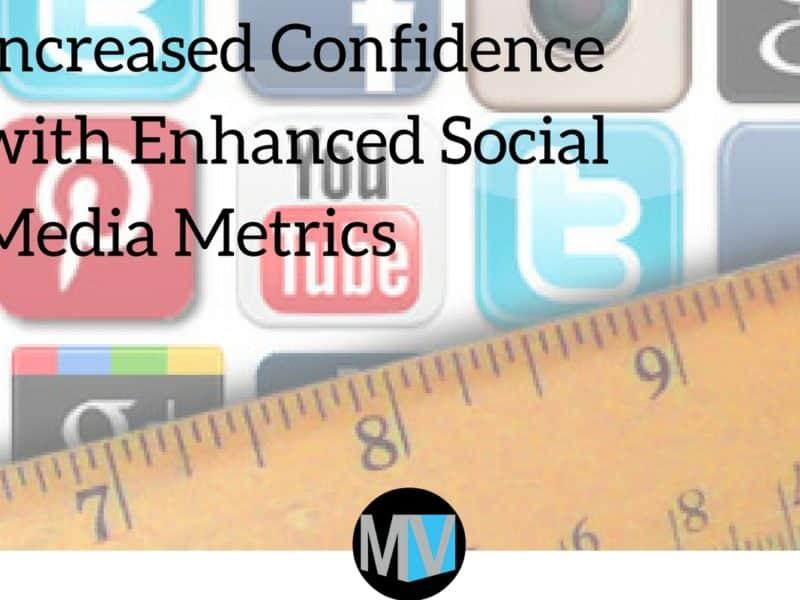 social metrics enhanced