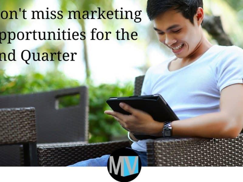 2nd quarter marketing