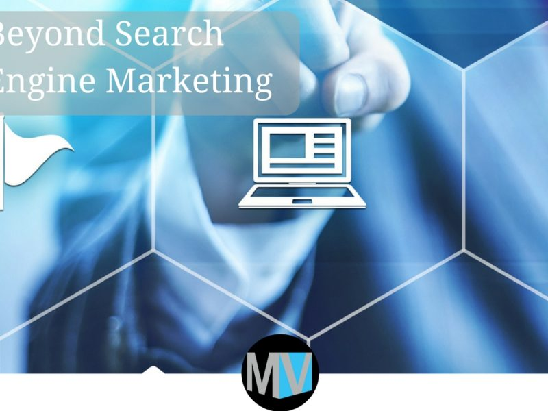 Beyond Search Engine Marketing Graphic