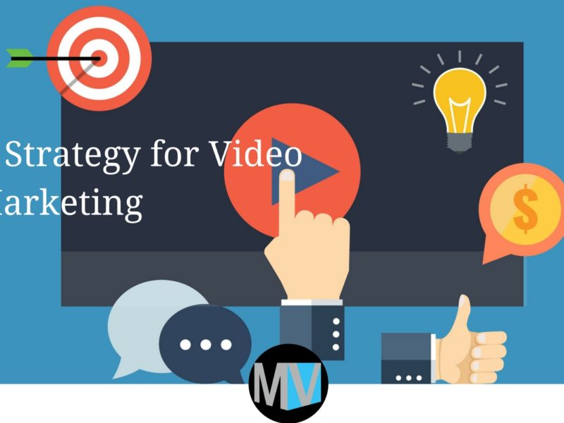 video strategy graphic
