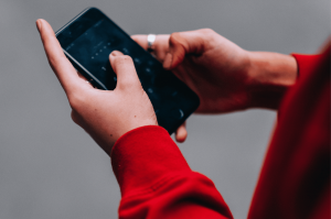 Mobile UX diplay